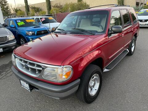 1998 Ford Explorer for sale at C. H. Auto Sales in Citrus Heights CA