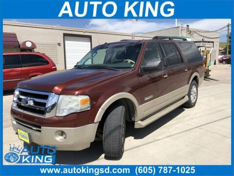 2007 Ford Expedition EL for sale at Auto King in Rapid City SD