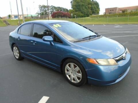2008 Honda Civic for sale at Atlanta Auto Max in Norcross GA