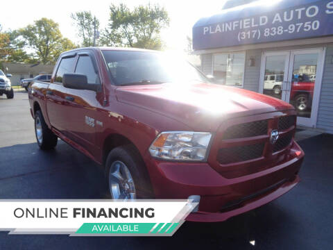 2014 RAM Ram Pickup 1500 for sale at Plainfield Auto Sales in Plainfield IN
