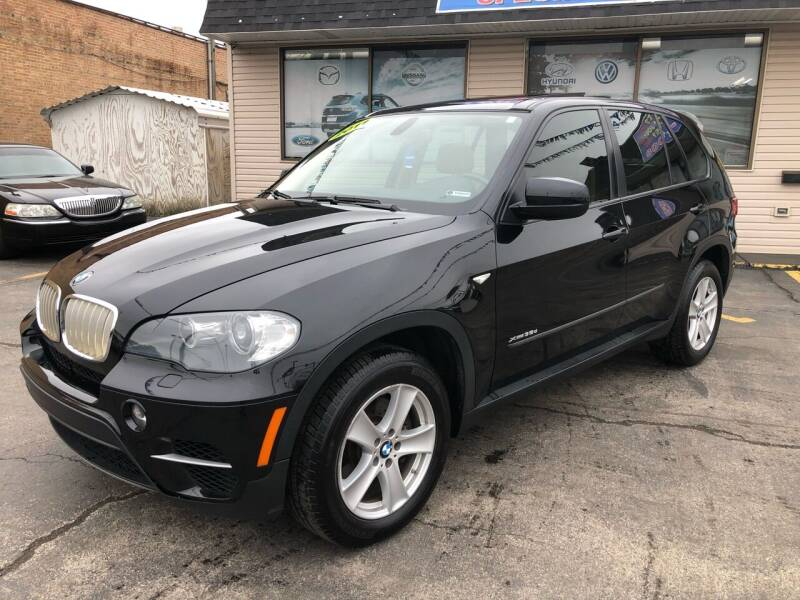 2011 BMW X5 for sale at TOP YIN MOTORS in Mount Prospect IL
