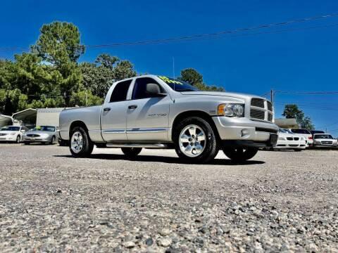 2004 Dodge Ram Pickup 1500 for sale at Barrett Auto Sales in North Augusta SC