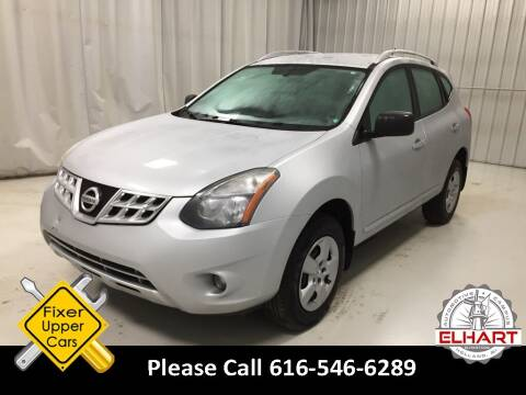 2014 Nissan Rogue Select for sale at Elhart Automotive Campus in Holland MI