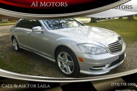 2012 Mercedes-Benz S-Class for sale at A1 Motors Inc in Chicago IL