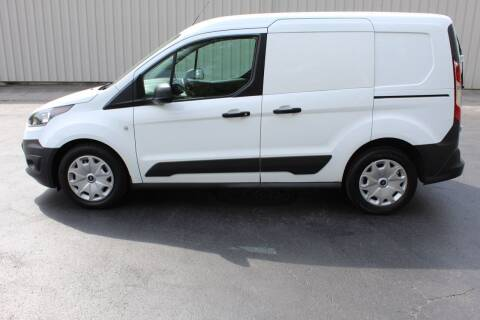 2017 Ford Transit Connect Cargo for sale at Lansing Auto Mart in Lansing KS