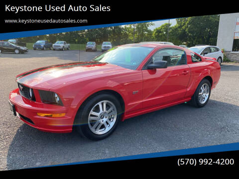 2006 Ford Mustang for sale at Keystone Used Auto Sales in Brodheadsville PA