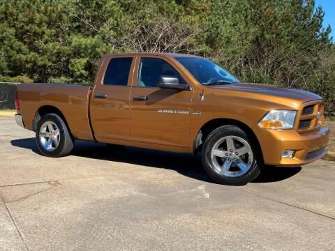 2012 RAM Ram Pickup 1500 for sale at Selective Cars & Trucks in Woodstock GA