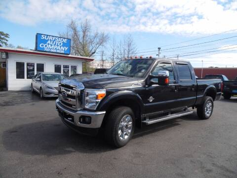 2012 Ford F-350 Super Duty for sale at Surfside Auto Company in Norfolk VA