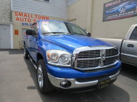 2008 Dodge Ram Pickup 1500 for sale at Small Town Auto Sales in Hazleton PA