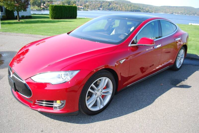 2015 Tesla Model S AWD P85D 4dr Liftback - New Milford CT
