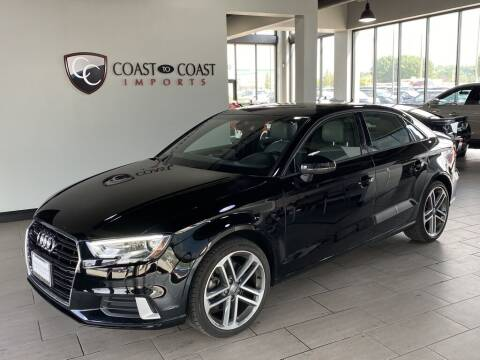 2018 Audi A3 for sale at Coast to Coast Imports in Fishers IN