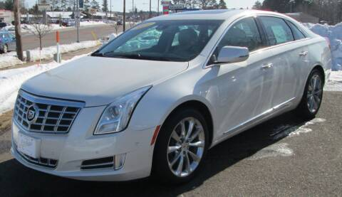 2014 Cadillac XTS for sale at The AUTOHAUS LLC in Tomahawk WI