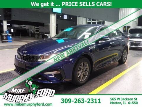 2019 Kia Optima for sale at Mike Murphy Ford in Morton IL