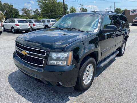 2014 Chevrolet Suburban for sale at Brewster Used Cars in Anderson SC