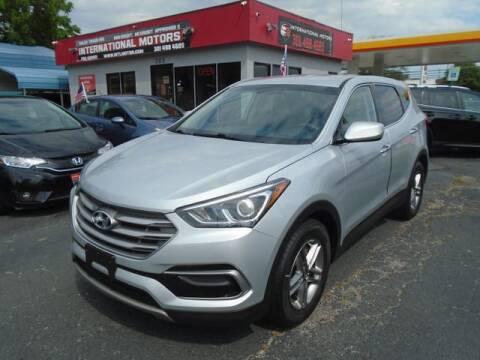 2017 Hyundai Santa Fe Sport for sale at International Motors in Laurel MD