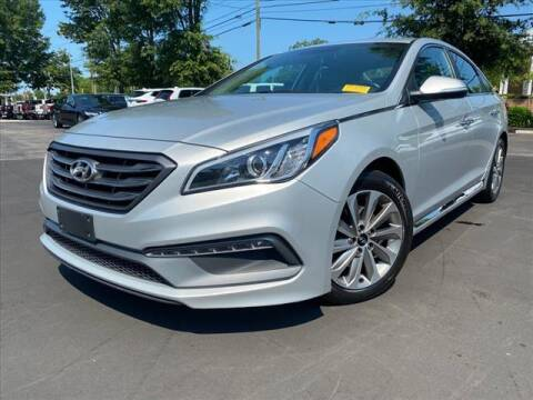 2017 Hyundai Sonata for sale at iDeal Auto in Raleigh NC