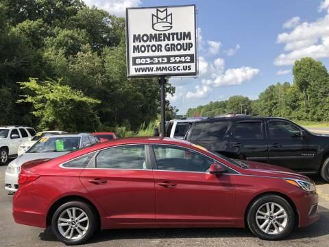 2016 Hyundai Sonata for sale at Momentum Motor Group in Lancaster SC