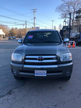 2006 Toyota Tundra for sale at Best Auto Mart in Weymouth MA