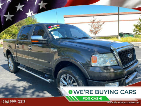 2005 Ford F-150 for sale at Thunder Auto Sales in Sacramento CA