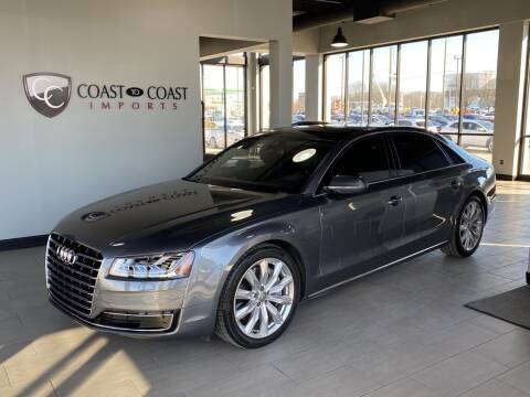 2016 Audi A8 L for sale at Coast to Coast Imports in Fishers IN