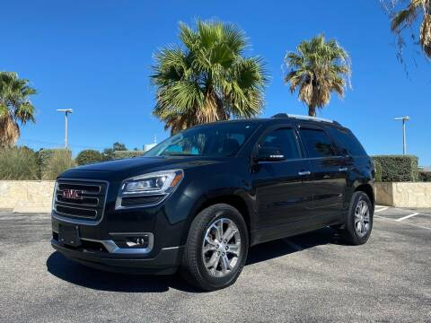 2015 GMC Acadia for sale at Motorcars Group Management - Bud Johnson Motor Co in San Antonio TX