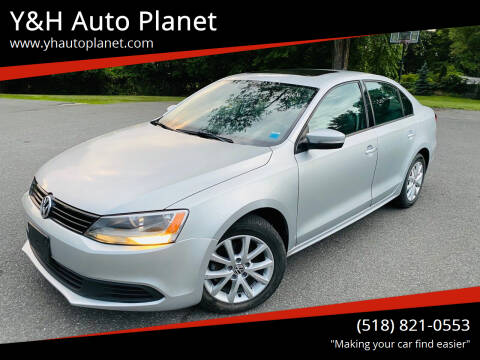2011 Volkswagen Jetta for sale at Y&H Auto Planet in West Sand Lake NY