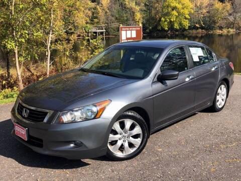 2009 Honda Accord for sale at STATELINE CHEVROLET BUICK GMC in Iron River MI