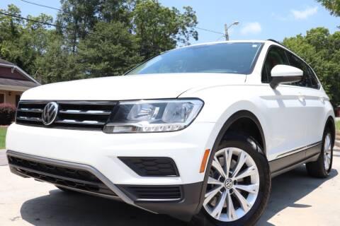2018 Volkswagen Tiguan for sale at E-Z Auto Finance in Marietta GA