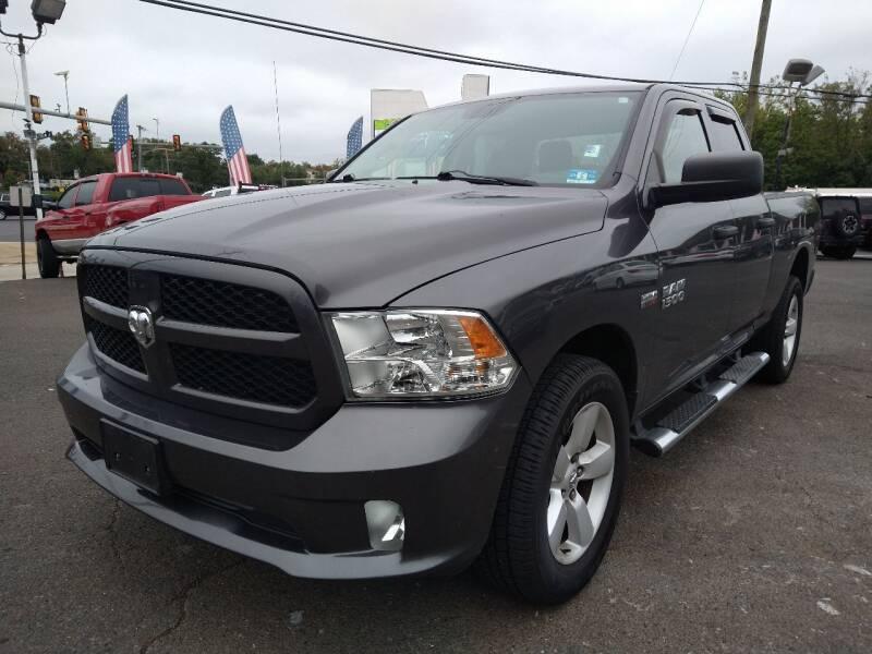2015 RAM Ram Pickup 1500 for sale at P J McCafferty Inc in Langhorne PA