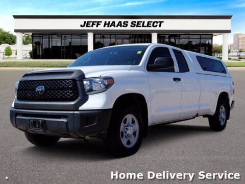 2018 Toyota Tundra for sale at JEFF HAAS MAZDA in Houston TX