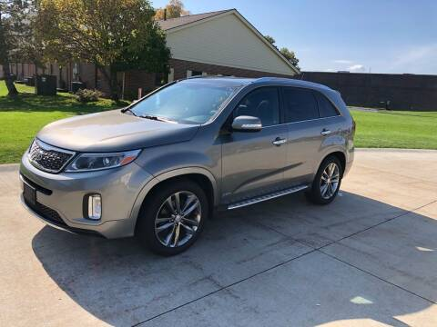 2014 Kia Sorento for sale at Renaissance Auto Network in Warrensville Heights OH