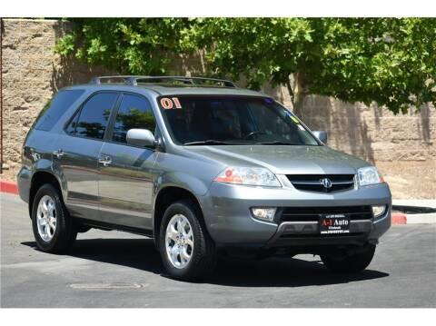 2001 Acura MDX for sale at A-1 Auto Wholesale in Sacramento CA