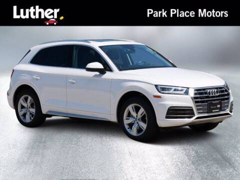 2018 Audi Q5 for sale at Park Place Motor Cars in Rochester MN