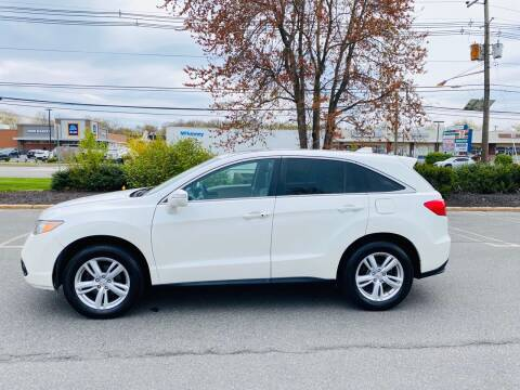 2015 Acura RDX for sale at Bluesky Auto in Bound Brook NJ