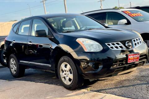 2011 Nissan Rogue for sale at SOLOMA AUTO SALES in Grand Island NE