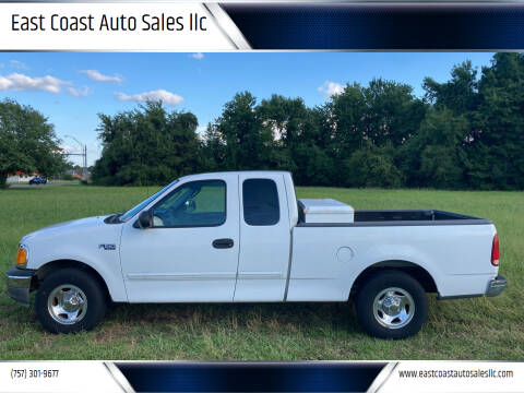 2004 Ford F-150 Heritage for sale at East Coast Auto Sales llc in Virginia Beach VA