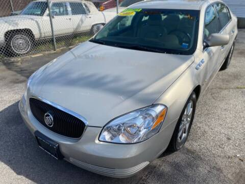 2007 Buick Lucerne for sale at Middle Village Motors in Middle Village NY