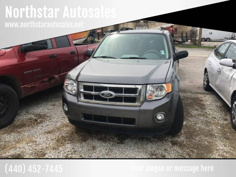 2012 Ford Escape for sale at Northstar Autosales in Eastlake OH