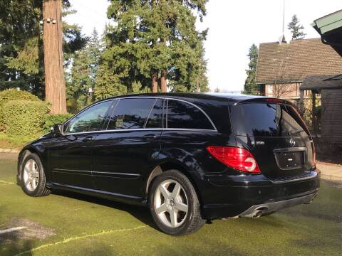 2010 Mercedes-Benz R-Class for sale at Seattle Motorsports in Shoreline WA