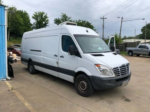 2013 Freightliner Sprinter Cargo for sale at Global Auto Sales and Service in Nashville TN