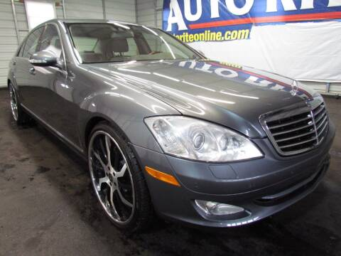 2008 Mercedes-Benz S-Class for sale at Auto Rite in Cleveland OH
