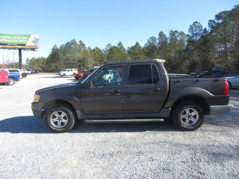 2005 Ford Explorer Sport Trac for sale at Ward's Motorsports in Pensacola FL