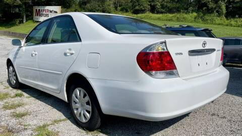 2006 Toyota Camry for sale at Mayer Motors of Pennsburg in Pennsburg PA