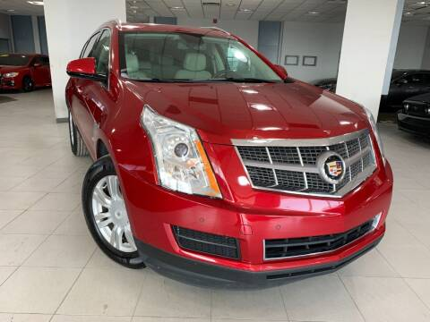 2011 Cadillac SRX for sale at Auto Mall of Springfield in Springfield IL