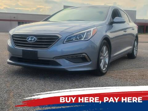 2015 Hyundai Sonata for sale at Auto District in Baytown TX