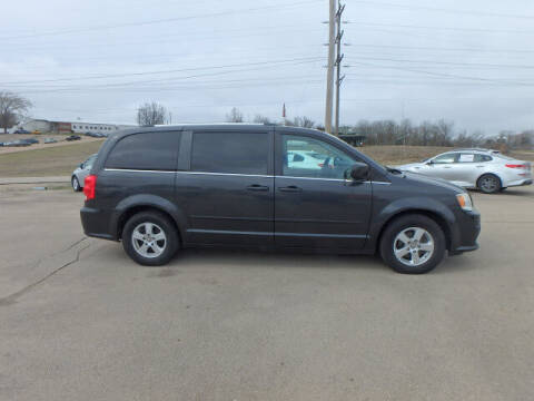 2011 Dodge Grand Caravan for sale at BLACKWELL MOTORS INC in Farmington MO