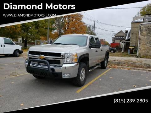 2008 Chevrolet Silverado 2500HD for sale at Diamond Motors in Pecatonica IL
