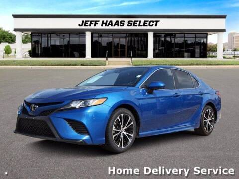 2019 Toyota Camry for sale at JEFF HAAS MAZDA in Houston TX