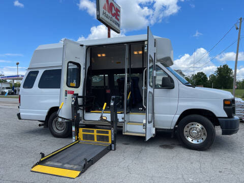 2013 Ford E-Series Cargo for sale at ACE HARDWARE OF ELLSWORTH dba ACE EQUIPMENT in Canfield OH