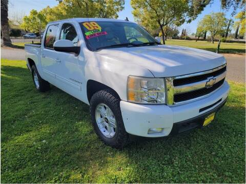 2009 Chevrolet Silverado 1500 for sale at D & I Auto Sales in Modesto CA